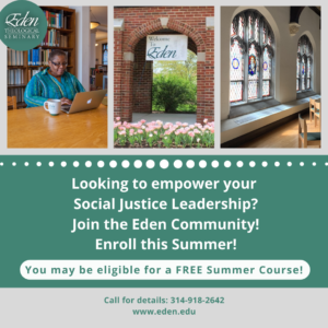 Eden Summer Courses Available