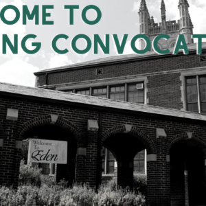 Eden Seminary's Opening Convocation 2020-2021