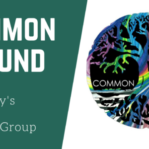 Dakota Roberts and Christopher Taylor, Co-Chairs of Common Ground: Eden's LGBTQ+ Student Group