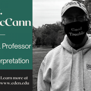 Rev. Dr. Clint McCann: Evangelical Professor of Biblical Interpretation