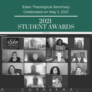 Student Awards at Eden Celebrated on May 3, 2021